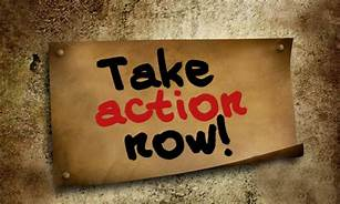 June Blog Take Action Now