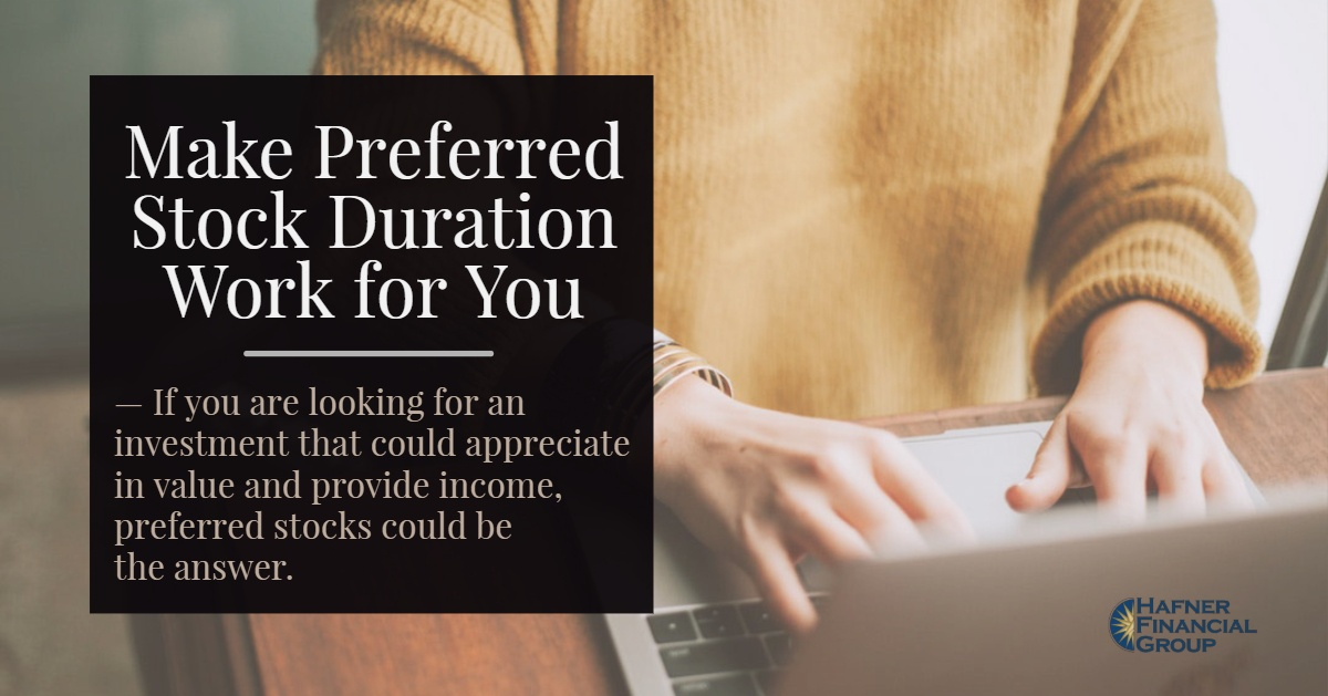 How to Make Preferred Stock Duration Work for You
