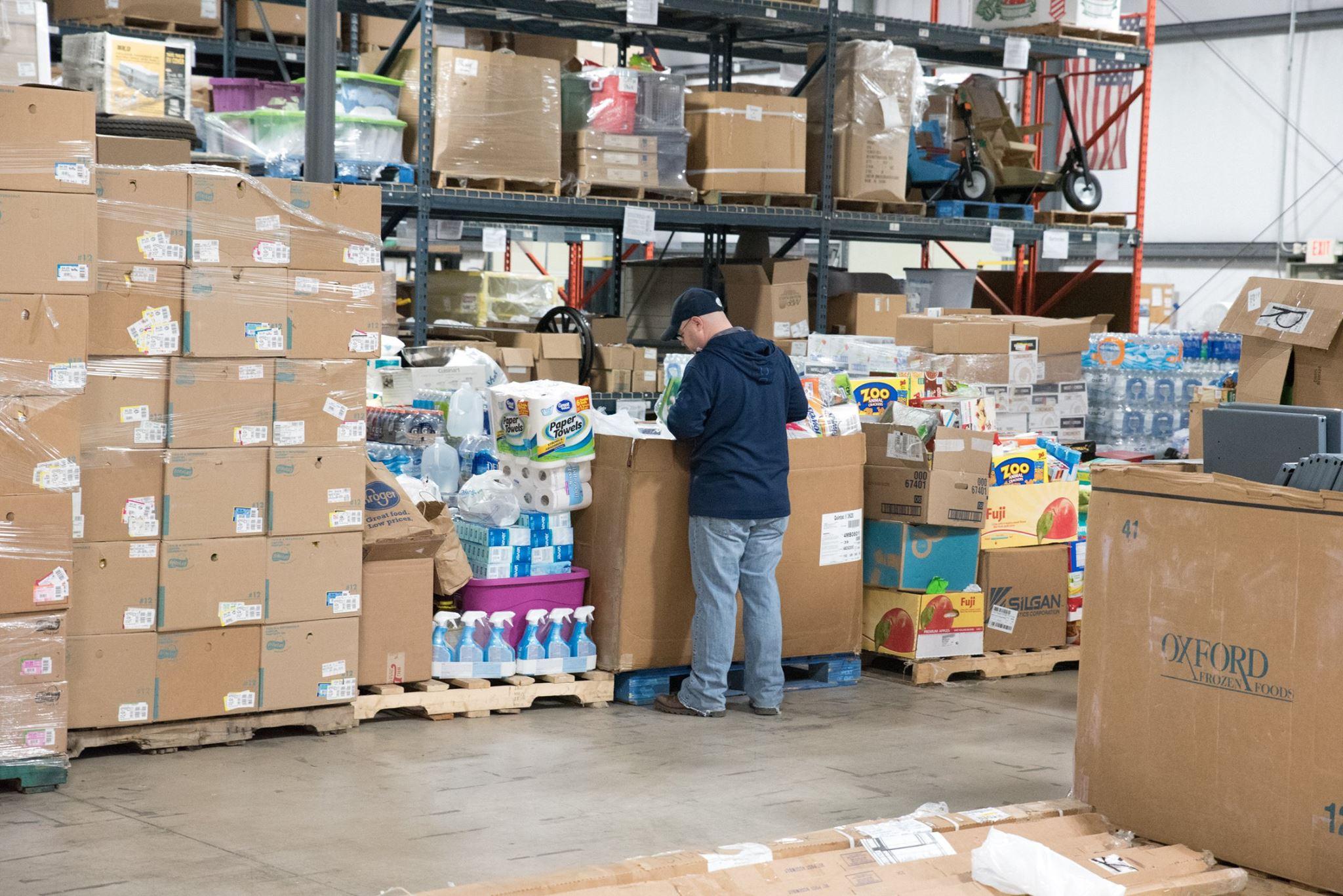 GFTW Warehouse inside