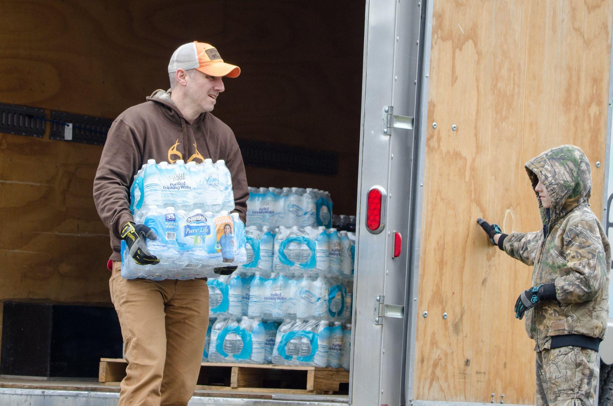GFTW truck water