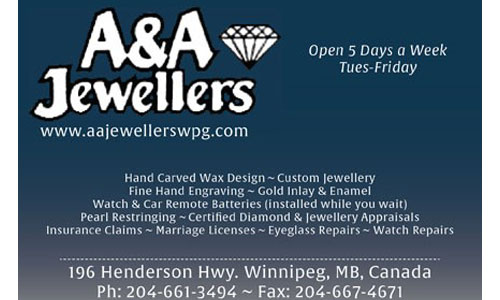 A and A Jewellers