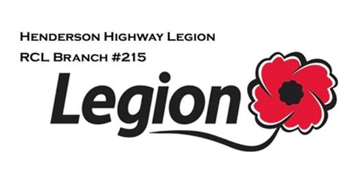 Royal Canadian Legion #215 50/50
