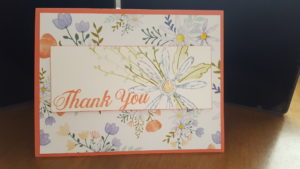 The Remarkable InkBig Blog Hop - Daisy Delight stamp