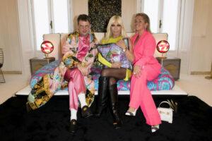 folio yvr, Issue 2, Andy Dixon, Versace Home, Sasha Bikoff, Collaboration, Versace Home, Donatella Versace, Helen Siwak, Milan, Salon del Mobile Milano, Vancouver, YVR, BC, 604, Luxury