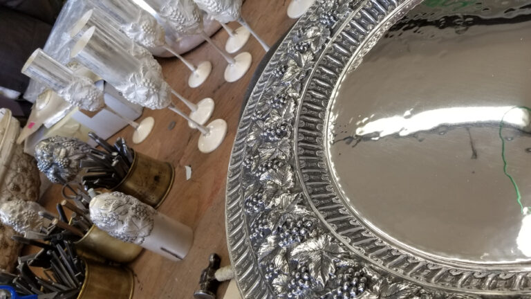 Folio.YVR Issue #3: Creations in Silver: Visiting the Stefano Ricci Atelier