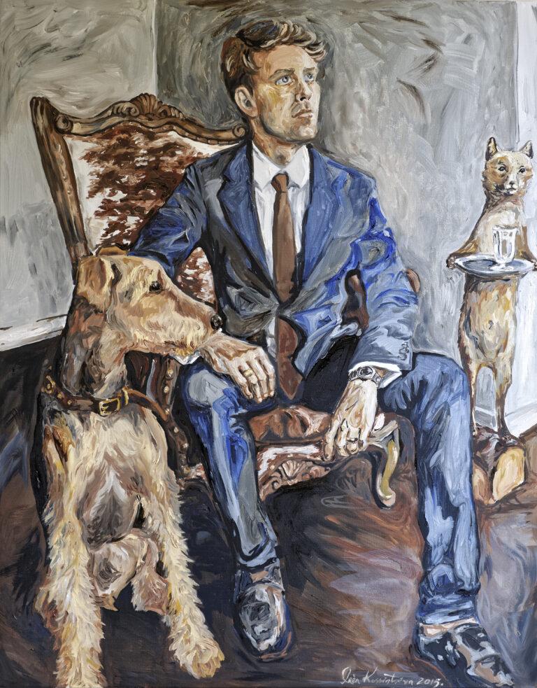 Folio.YVR Issue #7: Nick Koss of Volund: Luxury Jeweler to the World Elite