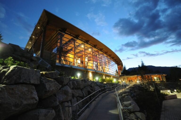 Folio.YVR Issue #4/5: Squamish Lil' wat Cultural Centre Shares History