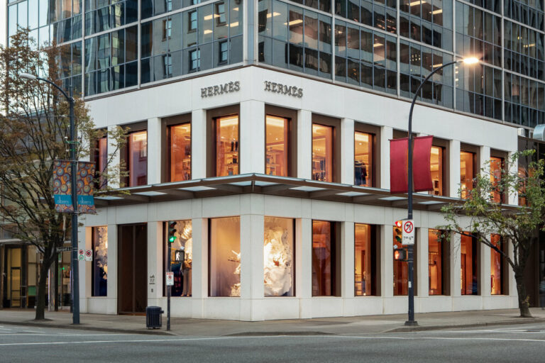 Folio.YVR Issue #7: Hermès Flagship Unveiled in YVR Luxury Zone