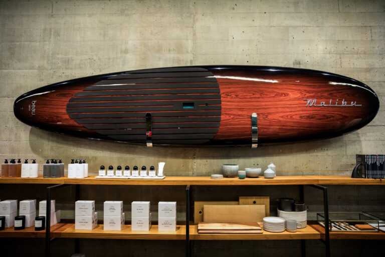 Folio.YVR Issue #4/5: Litchfield Makes Waves with Beau Lake Surfboards