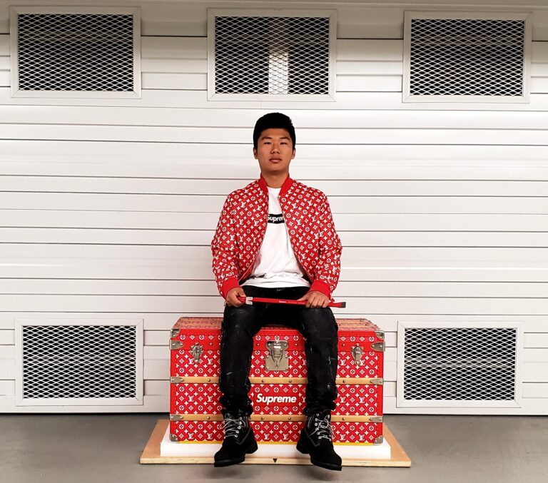 Folio.YVR Issue #4/5: 17-year-old Student Carson Guo Buys Supreme Collection for $1.1M