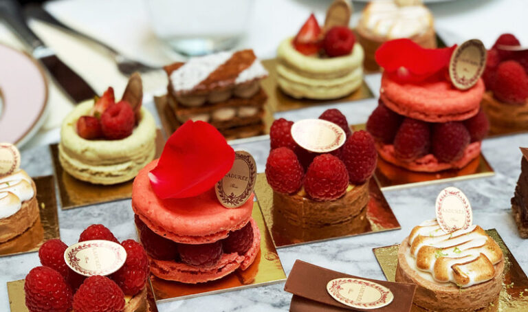 FolioYVR Issue #11: Ladurée by Matthew Kenney is a Vegan Pastry Paradise