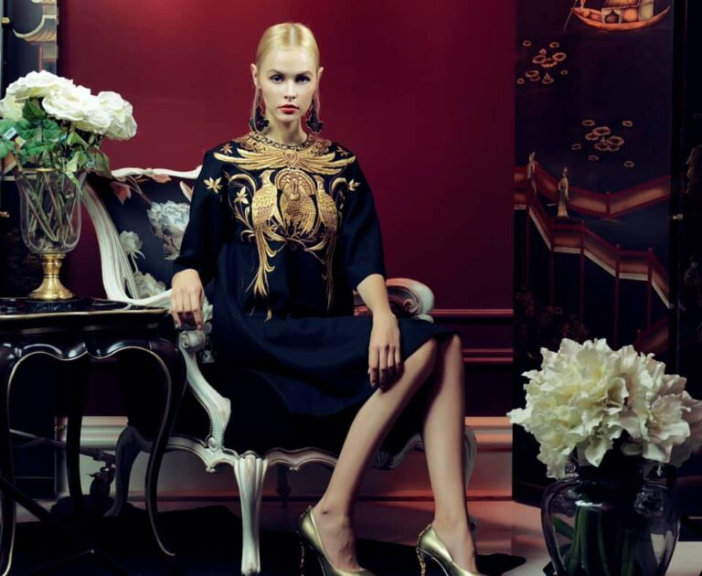 Folio.YVR Issue #12: Guo Pei: Couture Beyond to Suburban Dream