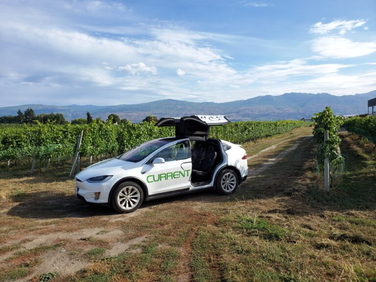 Folio.YVR Issue #12: Current Taxi 100% Sustainable Tesla Fleet