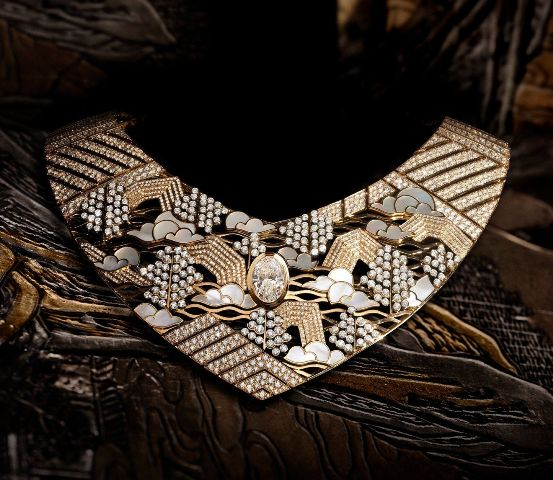 Folio.YVR Issue #12: Chanel High Jewellery Coromandel Collection