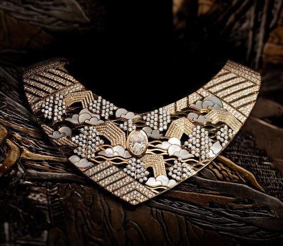 Folio.YVR Issue #12: Chanel High Jewellery Coromandel Collection