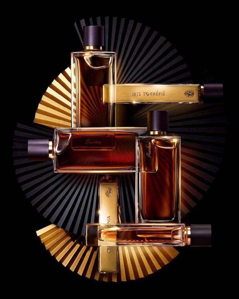 Folio.YVR Friends: Maison Guerlain Returns with 3 Historic Fragrances
