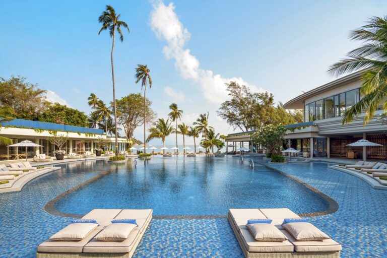 Folio.YVR Friends: Thailand's Melia Koh Samui is a Welcome Resort Escape