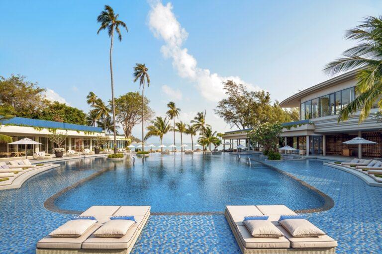 Folio.YVR Friends: Thailand's Melia Koh Samui is a Welcome Resort Escape