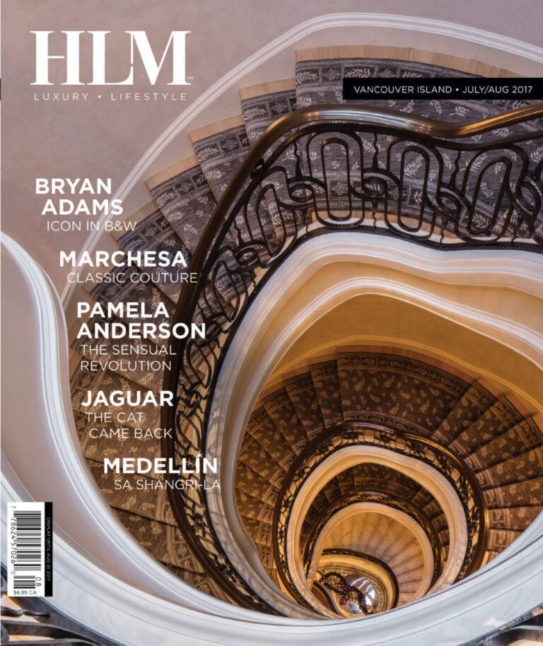HLM Luxury Lifestyle Magazine – July/August 2017