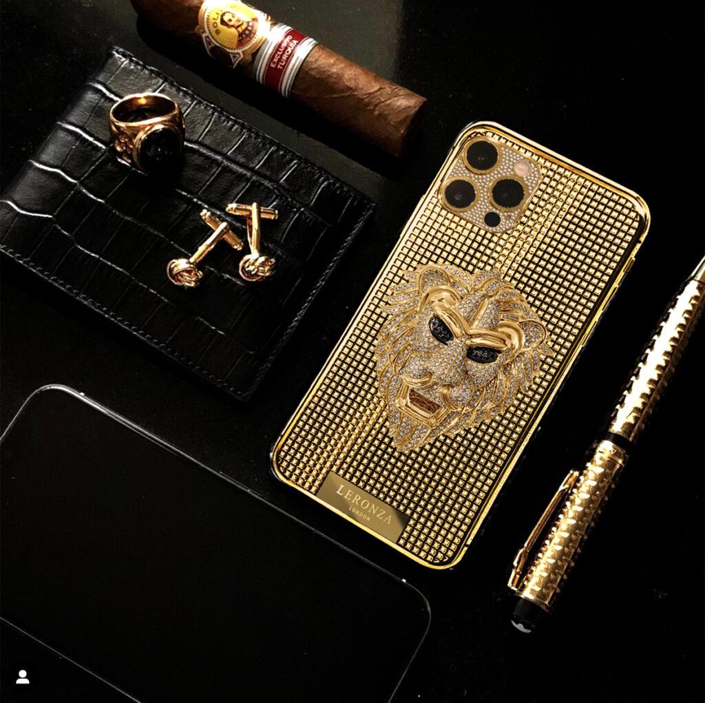 leronza, gold emotion, diamonds, iphone case, helen siwak, folioyvr, vancouver, uk, france, luxury lifestyle