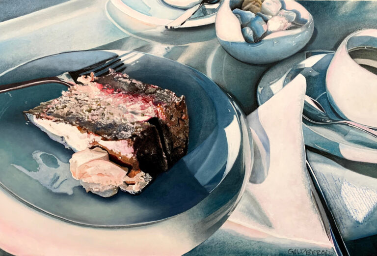 Folio.YVR ☆ Issue 13 ☆ Ann Goldberg: A Cake is a Cake is a Cake