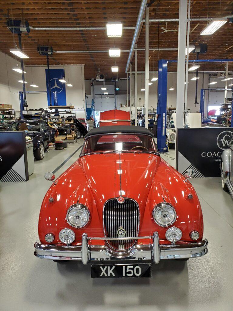 Folio.YVR ☆ Issue 13 ☆ Coachwerks Restorations: Maestros of Vintage Mercedes