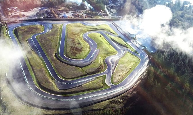 Folio.YVR ☆ Issue 13 ☆ VI Motorsport Circuit: A Playground for Driving Enthusiasts