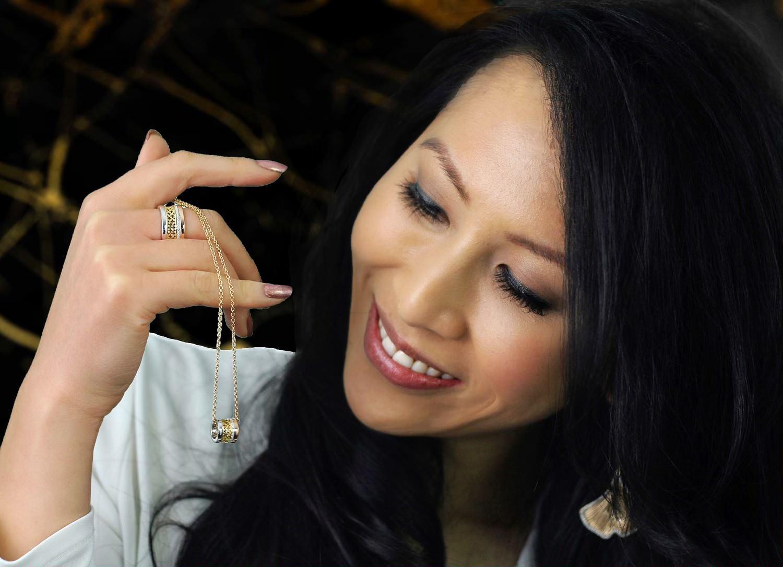 mijune pak, maison birks, jewellery, canadian company, helen siwak, folioyvr, ecoluxluv, rose gold, montreal, vancouver, vancity, yvr