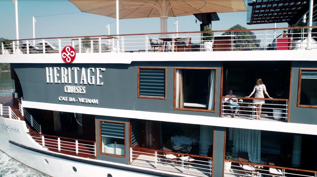 Heritage Cruises, Vietnam, Helen Siwak, Luxury Lifestyle Awards, Vancouver, BC, Vancity, YVR
