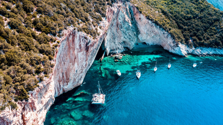 Folio.YVR Friends: Bax Yachting is Top Greece Sailing Experience