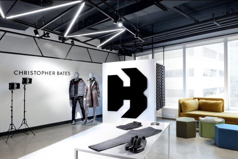 Christopher Bates: Germany's Breuninger Welcomes Canadian Design Icon