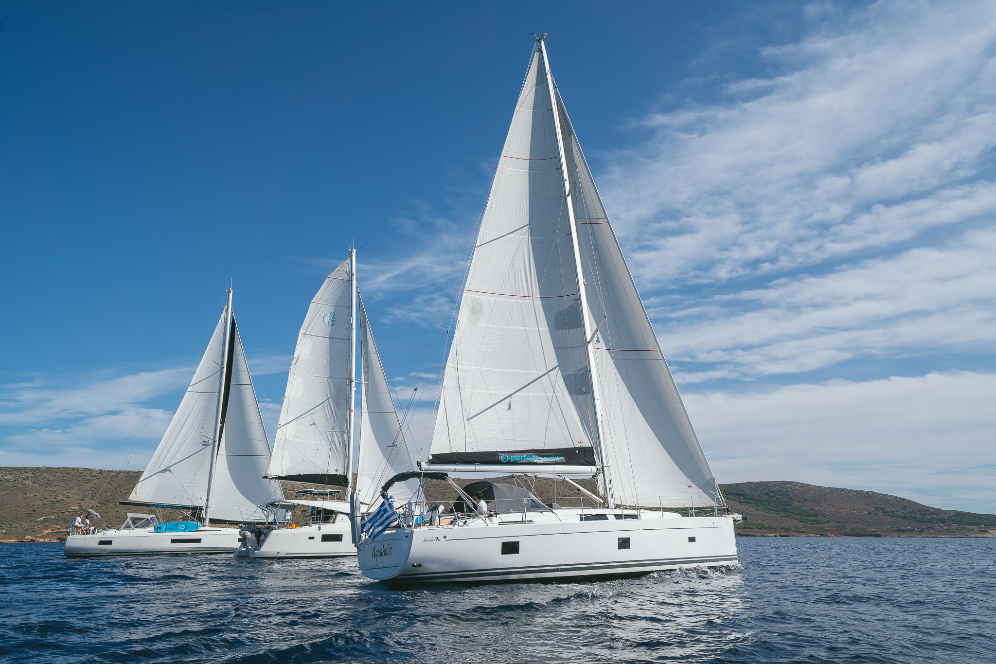 Perfect Yachts, Luxury Lifestyle Awards, Greece, Helen Siwak, FolioYVR, Vancouver, BC, vacation
