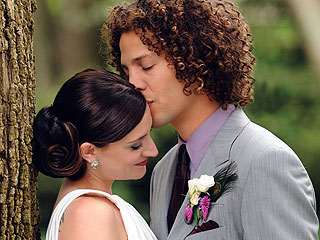 Justin Guarini marries Reina Capodici-Celebrity Weddings September 2009