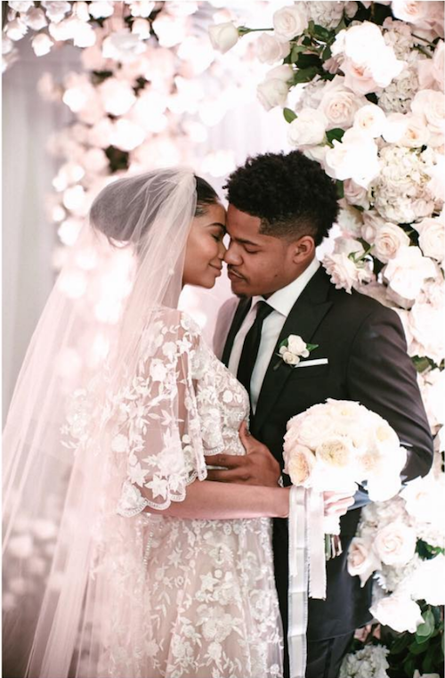 Celebrity couples who tied the knot in March 2018!