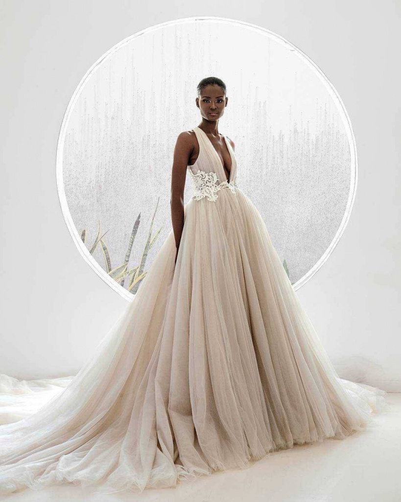 Andrea Iyamah Spring 2018 Bridal Collection