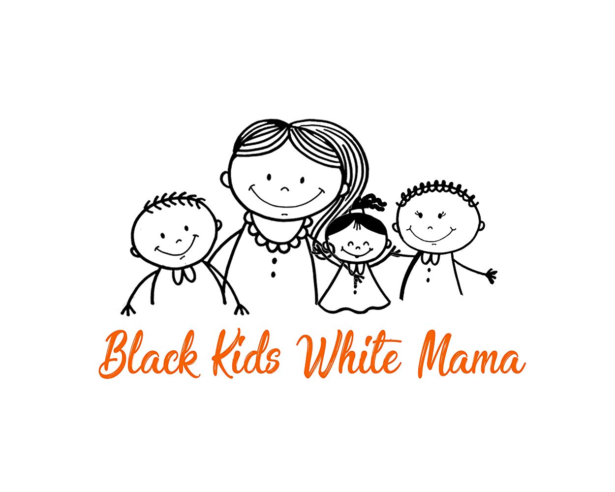 Black Kids White Mama