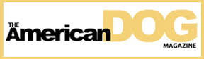 the american dog magazine logo