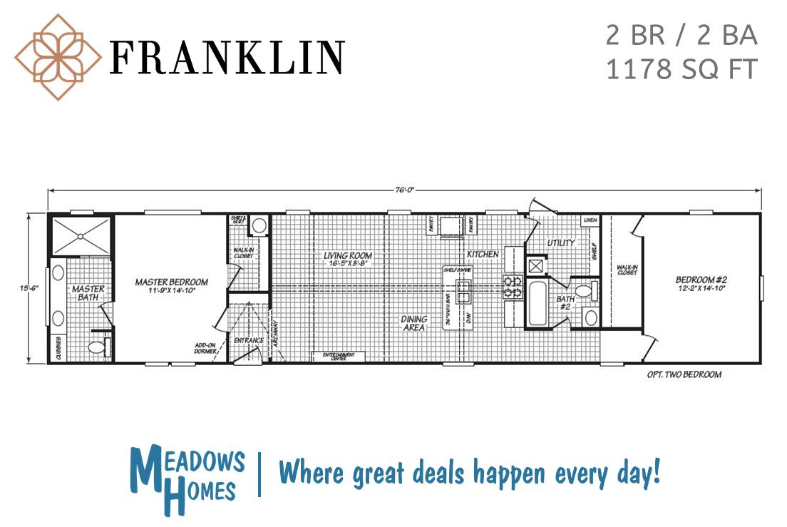 FRANKLIN-2BR-Floorplan