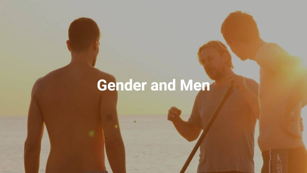 Gender and Men