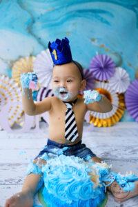 Best baby cakesmash photographer in Delhi NCR Noida Gurgaon   Rakshita Kapoor