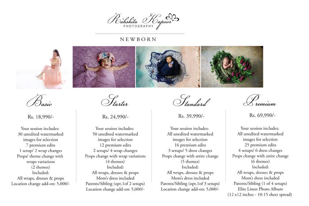 Newborn Baby Photographer Delhi Noida Gurgaon Faridabad Packages and Prices | Rakshita Kapoor Photography