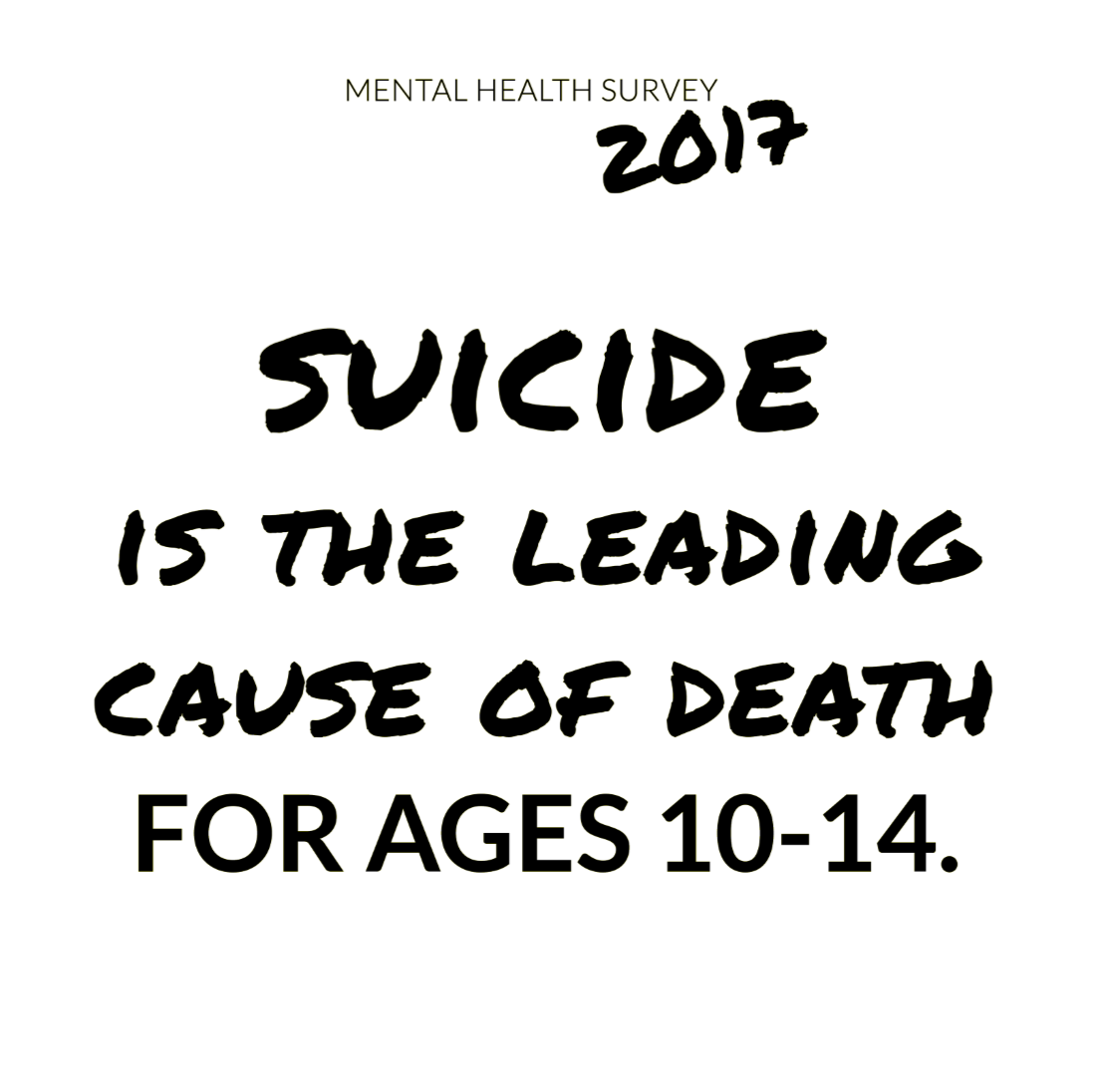 suicide leading cause