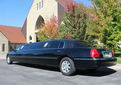 Southampton Limousine Niagara Fleet 2013 (1006)