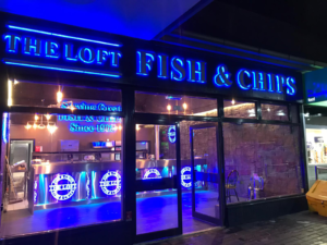 The Loft Fish and Chips