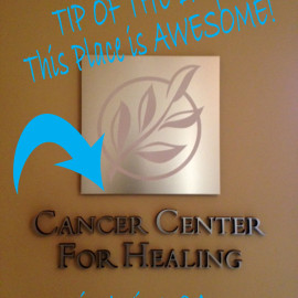 """News: """"The Whole Cancer Thing"""" Book Visits Cancer Center for Healing"""