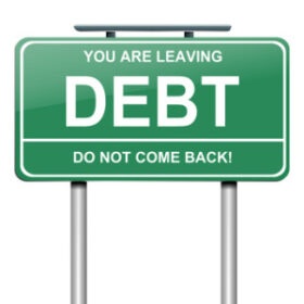 How Goals Can Help People Get Out of Debt