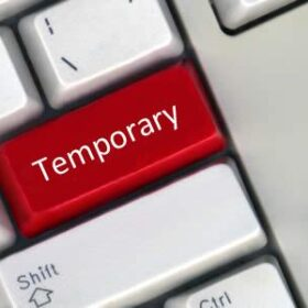 What is The Temporary Benefit Syndrome?