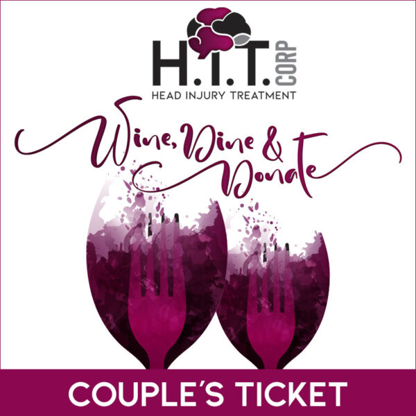 Couple's ticket to H.i.T. Corp's Fundraiser Dinner at Rose's Daughter