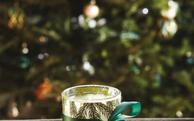 Frasier Fir Holiday Candles from Thymes