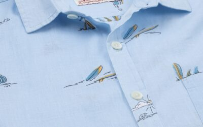 The Shirt of Summer! New Men's Kahala has Arrived